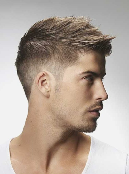 Pleasant 1000 Ideas About Men39S Short Haircuts On Pinterest Male Short Short Hairstyles Gunalazisus