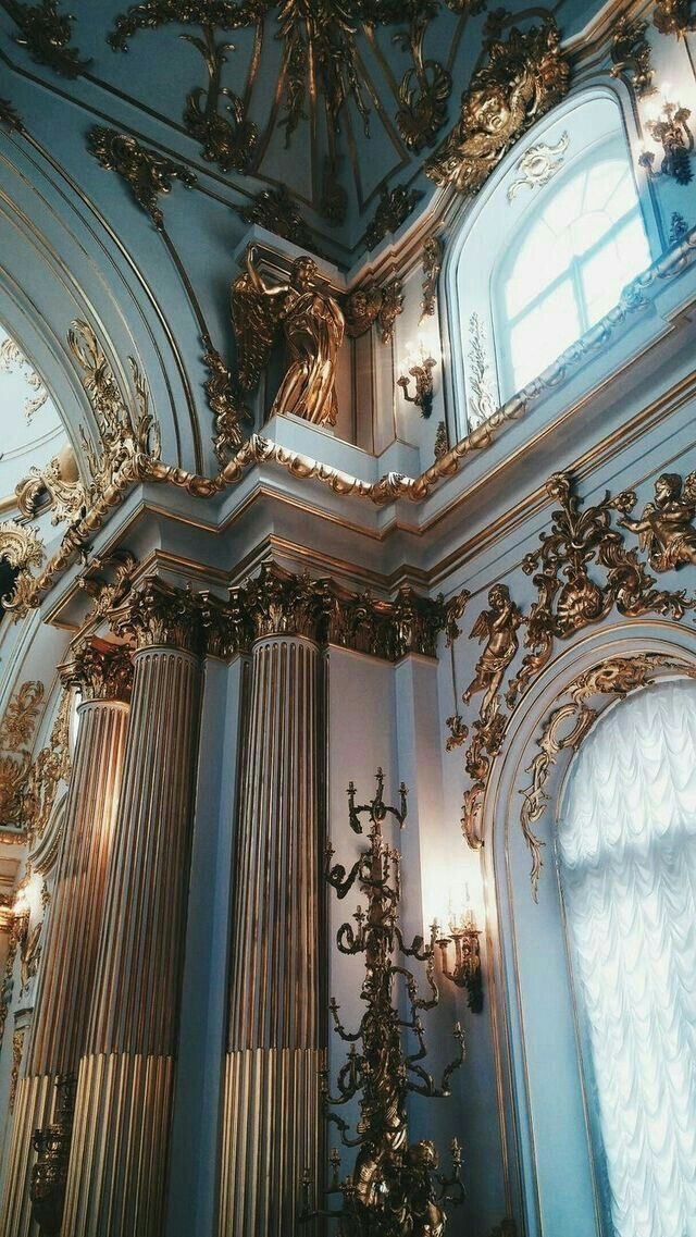 Pin By Sasha Babych03 On Screenshots Baroque Architecture Beautiful Architecture Aesthetic Wallpapers