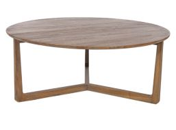 Baha Round Coffee Table $866 globewest