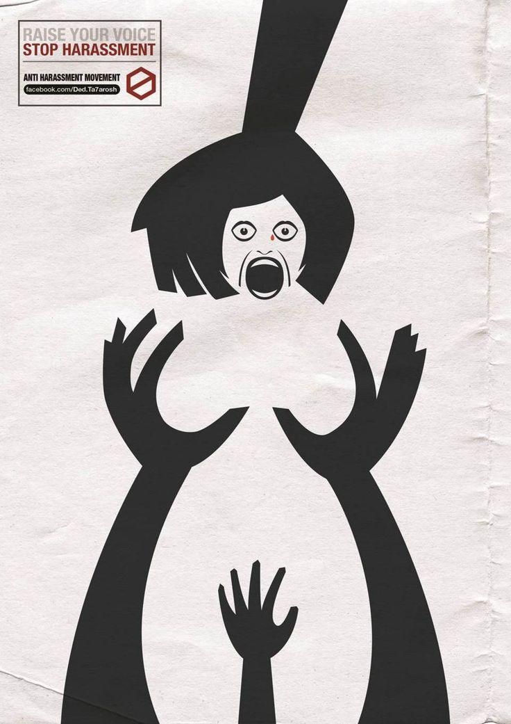 Read more: https://www.luerzersarchive.com/en/magazine/print-detail/anti-harassment-movement-61908.html Anti Harassment Movement Tags: Ashraf Foda,Vision Advertising, Cairo,Anti Harassment Movement