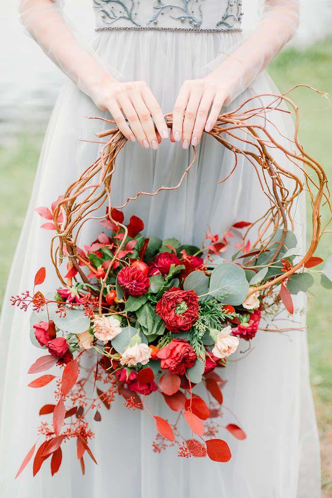 Цветов гербер, необычные букеты на свадьбу