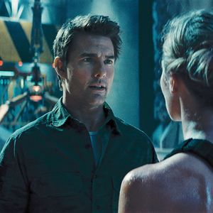 Al filo del mañana : Foto Emily Blunt, Tom Cruise