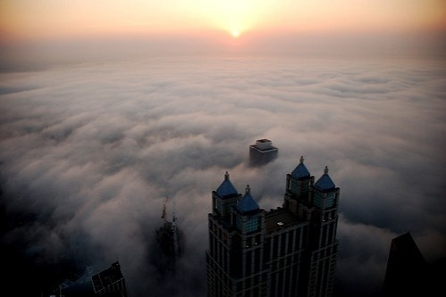Chicago vanishes