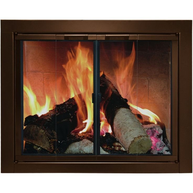 The Briggsdale Masonry Fireplace Door. Glass Fireplace DoorsWood ... - 17 Best Images About Masonry Fireplace Glass Doors For Brick