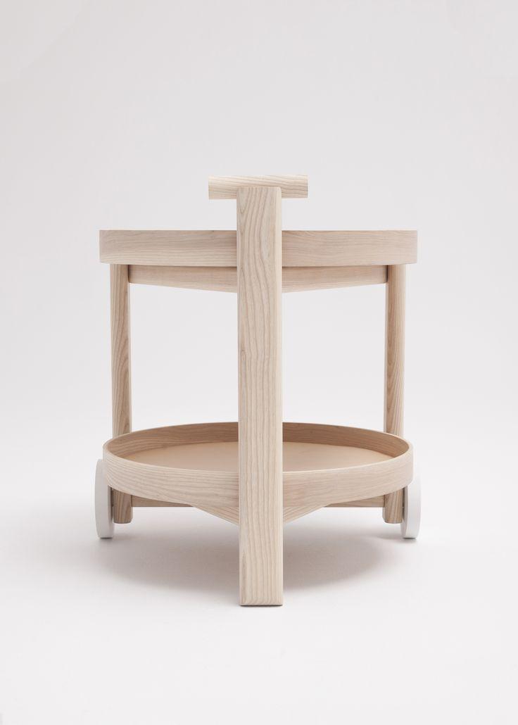 Bar Cart. Studio FurnitureWood ...