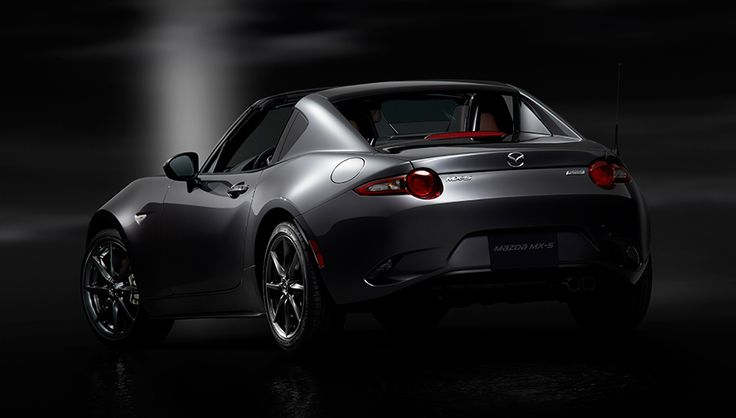 Mazda MX-5 RF - Coming Soon - Mazda UK