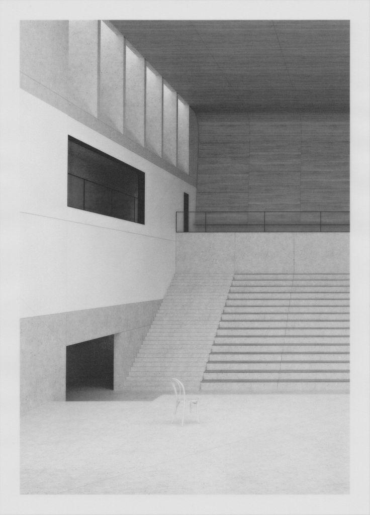 Finn Wilkie — architectural-review:   Finn Wilkie - Bauforum -...