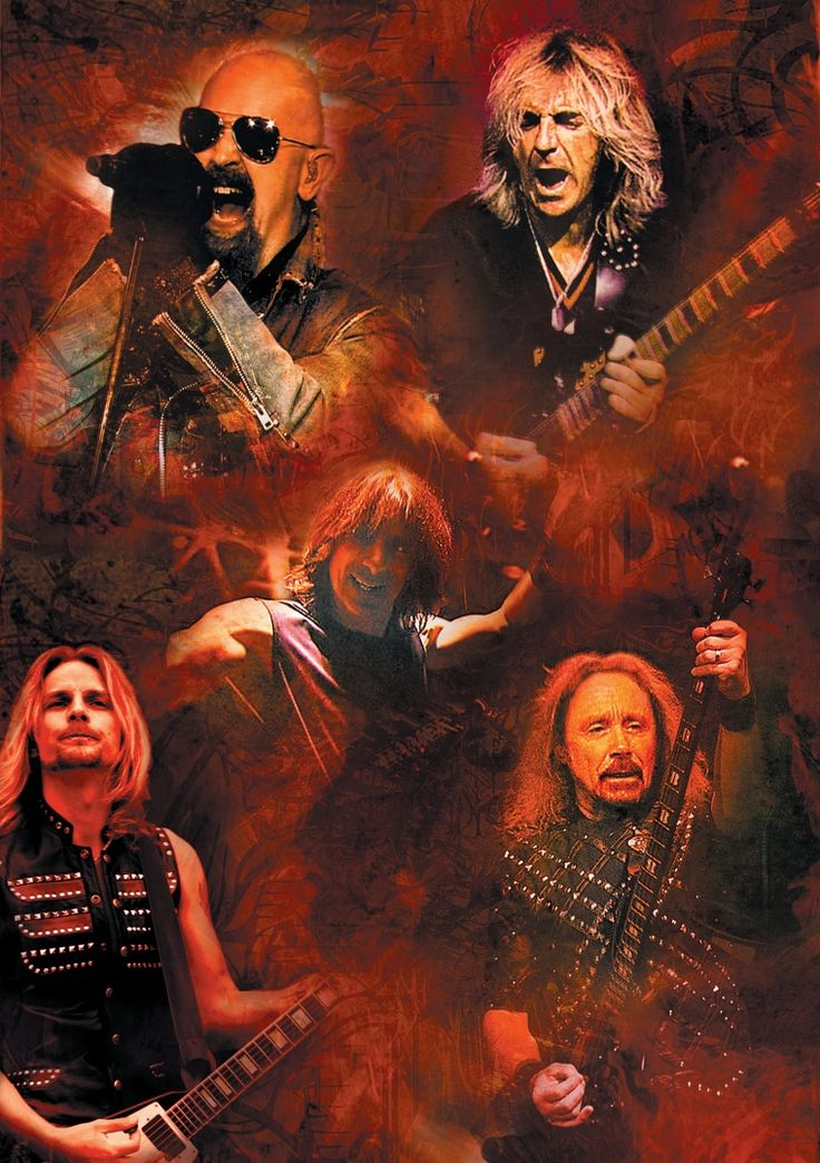 Rock of Ages: Judas Priest 40 Years of British Metal Dominance