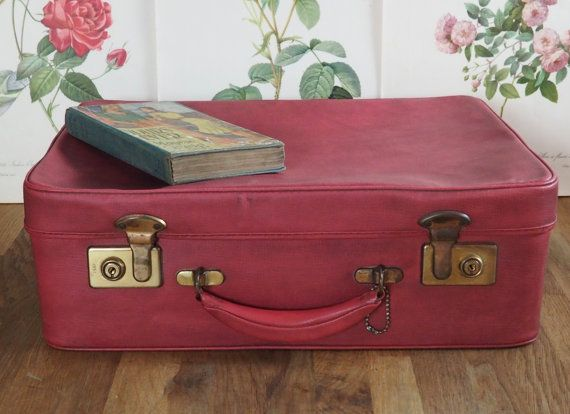 www.etsy.com/ca/listing/493706374/vintage-red-antler-suitcase-lovely-to