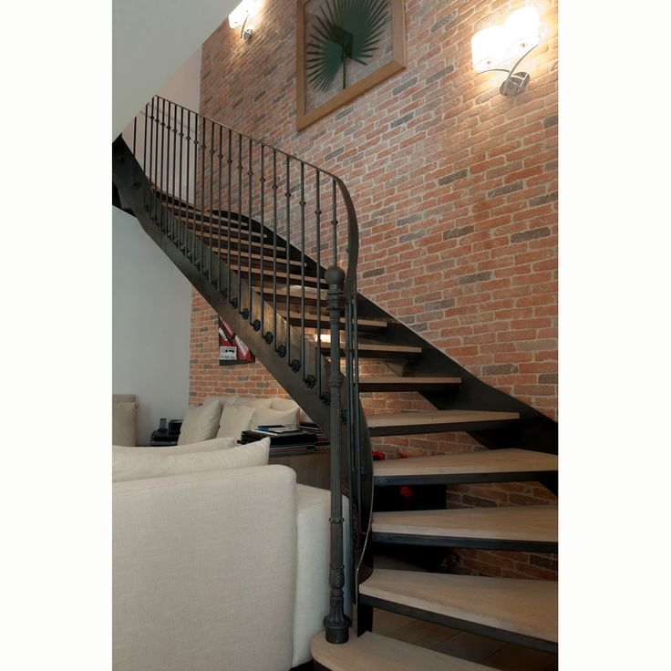 25 best ideas about escalier 2 quart tournant on pinterest escalier quart - Escalier 2 quart tournant haut et bas ...