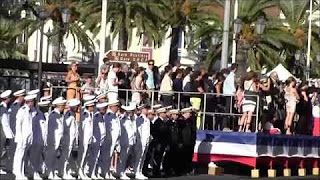 14 juillet Toulon - YouTube
