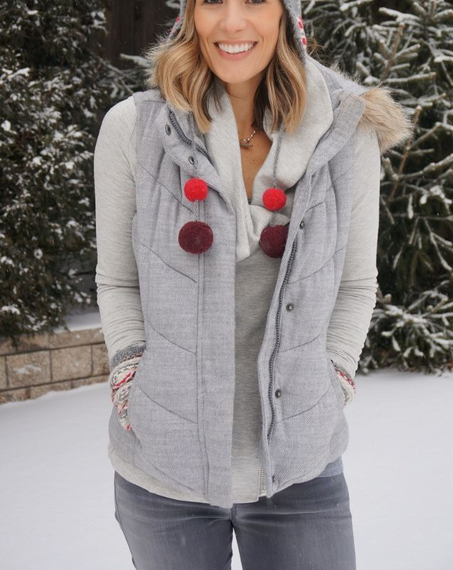 cozy winter style // mama style