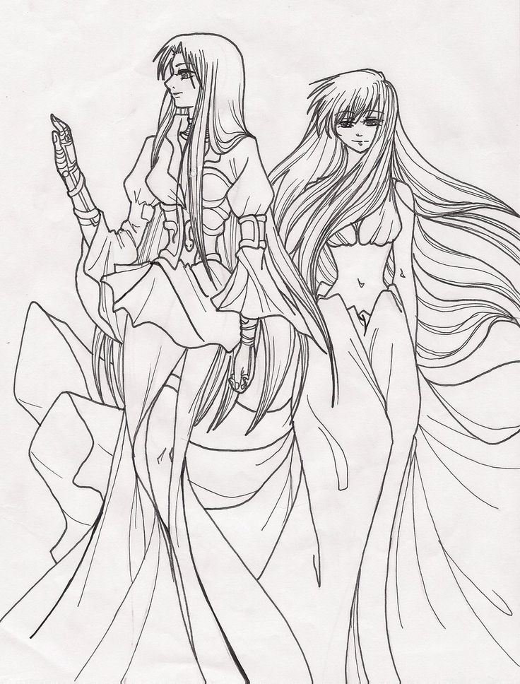 manga coloring pages pictures imagixs