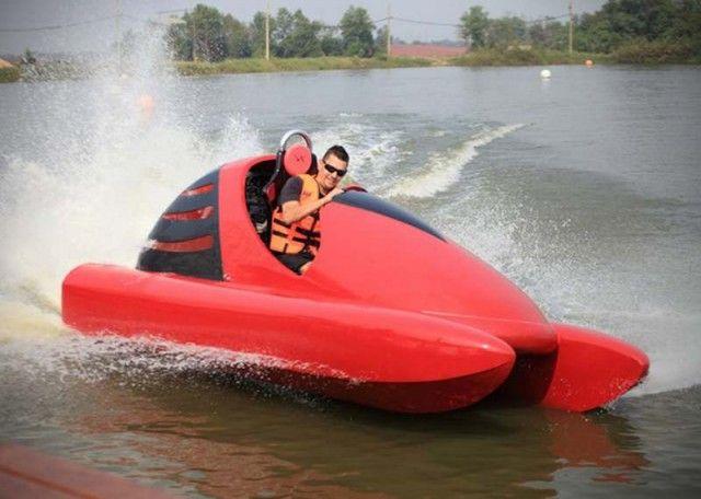 Wokart- Water Go-Kart