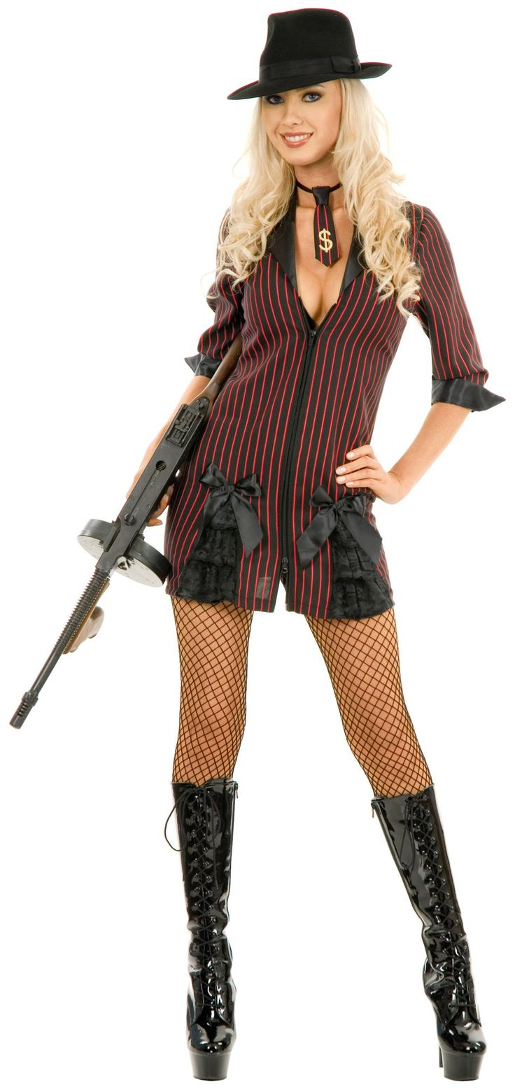 The 25+ best Gangster halloween costumes ideas on Pinterest ...