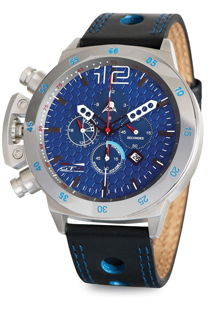 Roadtime - Blue Design sport watches for men