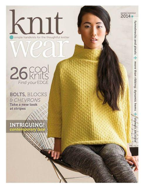 Knit Wear №14 Spring 2014 - Татьяна Волегова - Álbumes web de Picasa