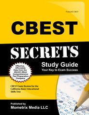 Prepare with our CBEST Study Guide and CBEST Exam Practice Questions. Print or eBook. Guaranteed to raise your CBEST test score. Get started today!