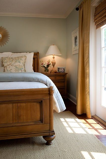 lovely master bedroom