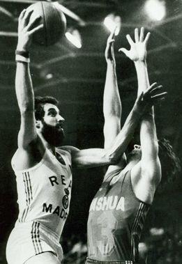 Rafael Rullán por Taicho - Seccion de baloncesto - Fotos del Real Madrid