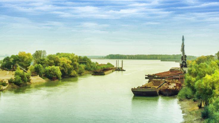 Danube by Ambar Elementals on 500px