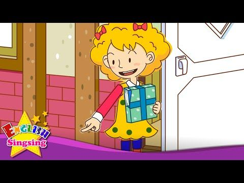 [Who] Who is he? - Who is she? - Easy Dialogue - English educational animation for kids. - YouTube