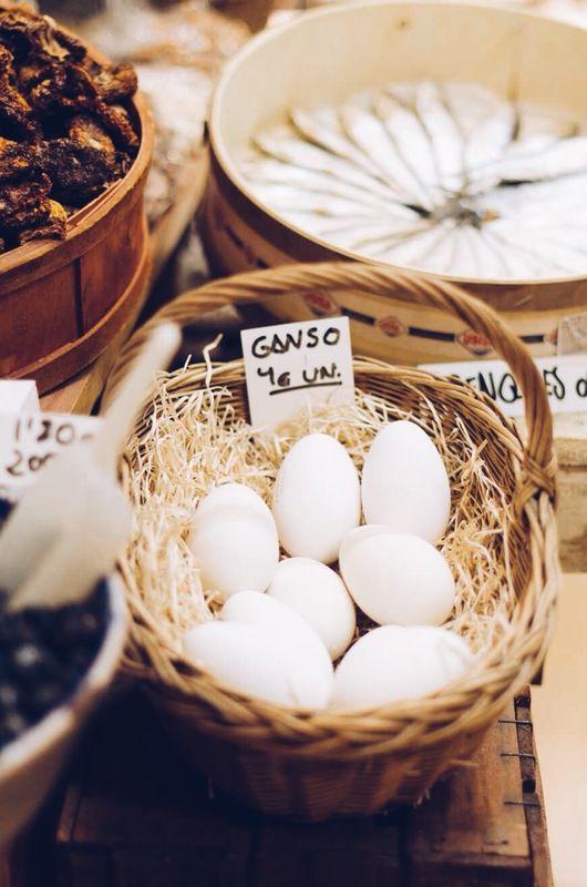 Huevos de ganso. Goose eggs   beatrizml   VSCO Grid®