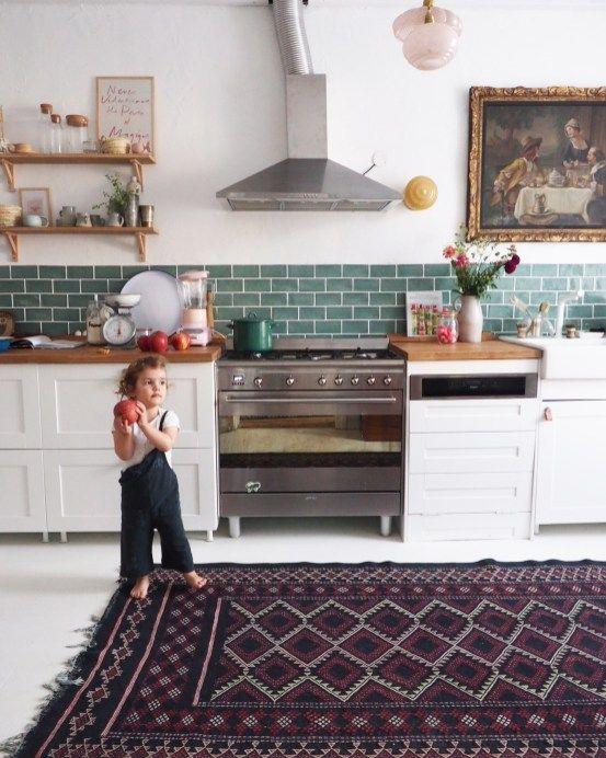 Renovation D Une Maison Ancienne La Cuisine Kitchen In A Renovated Farm House I Meuble De Cuisine Ikea Petit Stockage De Cuisine Renovation Maison Ancienne
