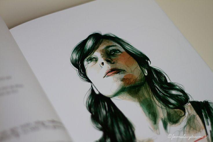 """Illustration Paula Bonet´s book """"Qué hacer cuando en la pantalla aparece the end""""  http://formulasydreams.com/2014/06/03/que-hacer-cuando-en-la-pantalla-pone-the-end-paula-bonet/ #paulabonet #books"""