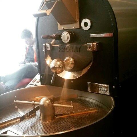 Coffee roaster #want