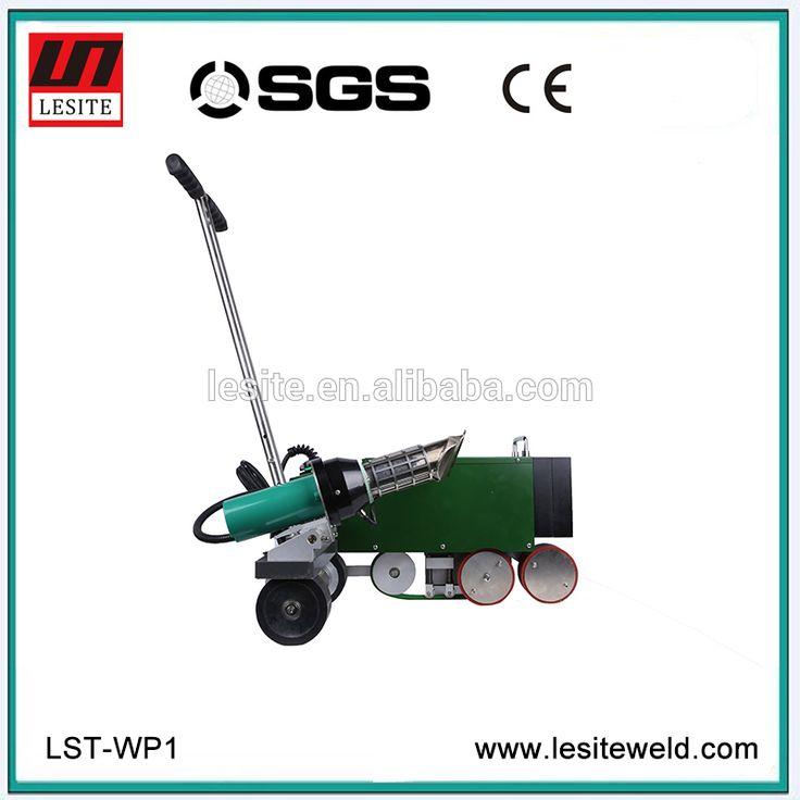 2016 Lesite hot sale tpo pvc hot air portable welder welding machine/tpo welder