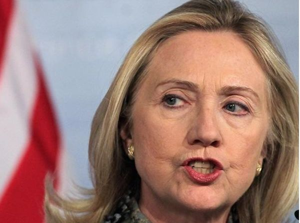 """Hillary Clinton's """"Women for Hillary"""" Event Turnout Was So Bad She Opened It Up to Men http://www.lifenews.com/2015/06/02/hillary-clintons-women-for-hillary-event-turnout-was-so-bad-she-opened-it-up-to-men/"""