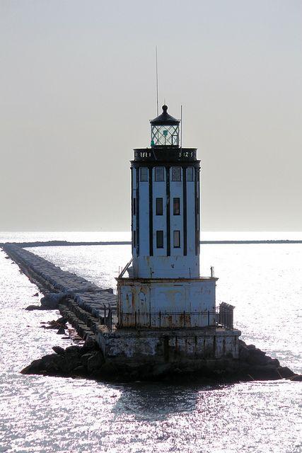 a Unique Light house...