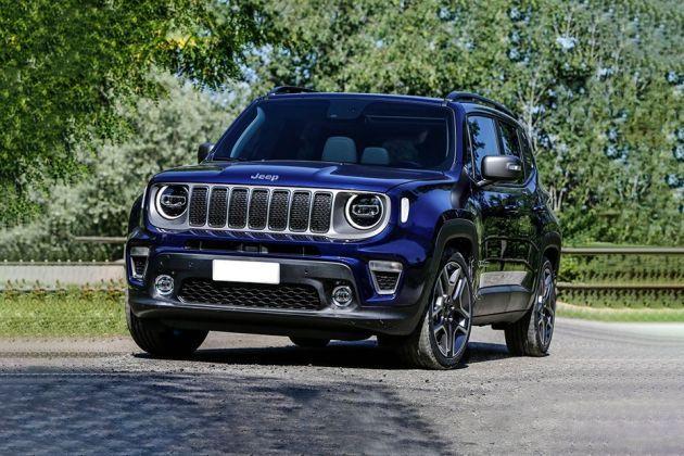 Jeep Renegade Carros