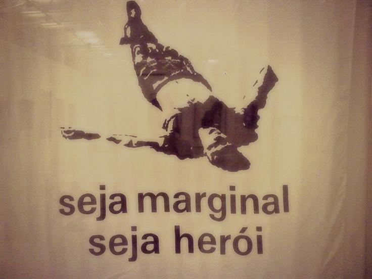 #helio #oiticica #marginal #heroi