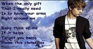 Silent Night Lyrics – Justin Bieber | AsdLyrics