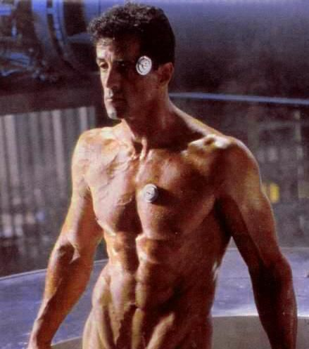 Is sylvester stallone gay