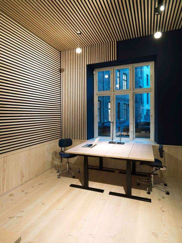 Dinesen Showroom / OeO Design Studio | Yellowtrace