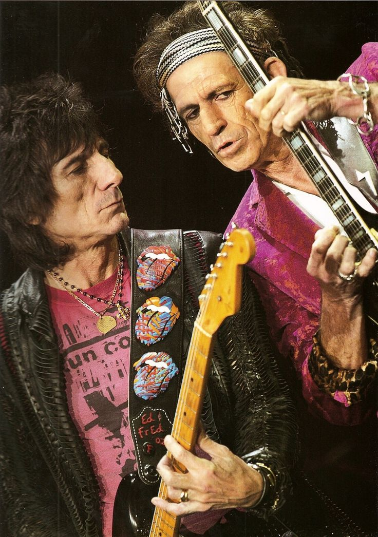 ,,, ronnie ron wood keith richards rolling stones