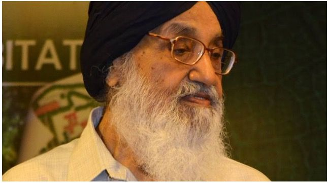 parkash singh badal against aap and congress