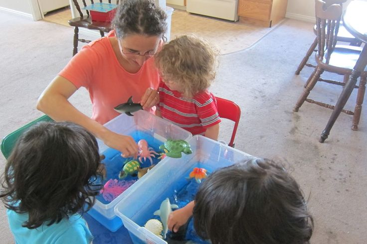 Ocean Themed Playgroup Activity! Welcome Baby.