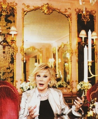 Joan Rivers Apartment 46 best joan rivers & her beautiful house images on pinterest