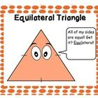 Cute types of triangle posters for your math word wall! Includes: right, equilateral, obtuse, acute, scalene, and isosceles triangles!  ...