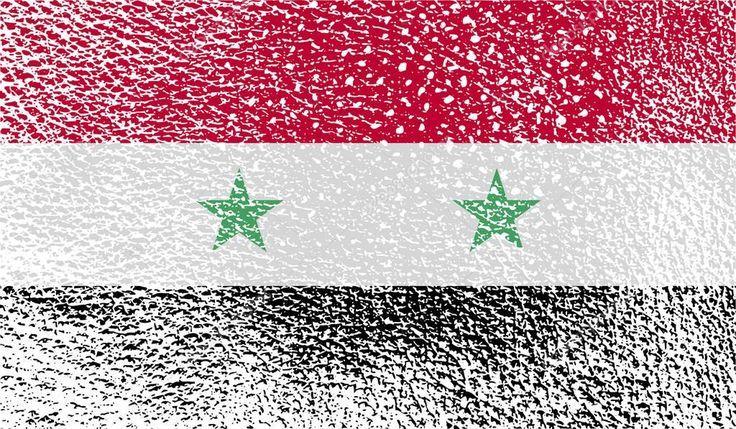 Syria Vlag Shopping Travel In 2020 Syria Pictures Syria Flag Syria Tourism