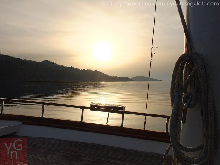 Yacht Charter Turkey - YNG Yachting offers private yachtcharter holidays,