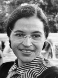Rosa parks. Cette article montre l'histoire de Rosa Park, connue activiste des droits civiques et sa mouvement qui a créer la changement durable pour les personne avec la peaux noir partout dans la monde, principalement l'Amérique du Nord. Olivia Stewart. Source en francais.