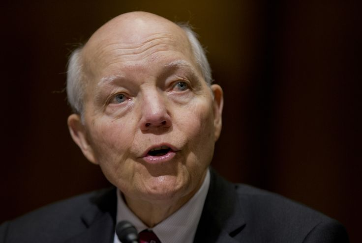 Congress's top tax expert led Republicans Wednesday in demanding President Trump fire IRS Commissioner John Koskinen, saying the tax agency cannot be repaired as long as he's at the helm.