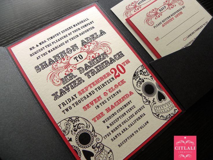 88 best day of the dead dia de los muertos invitations
