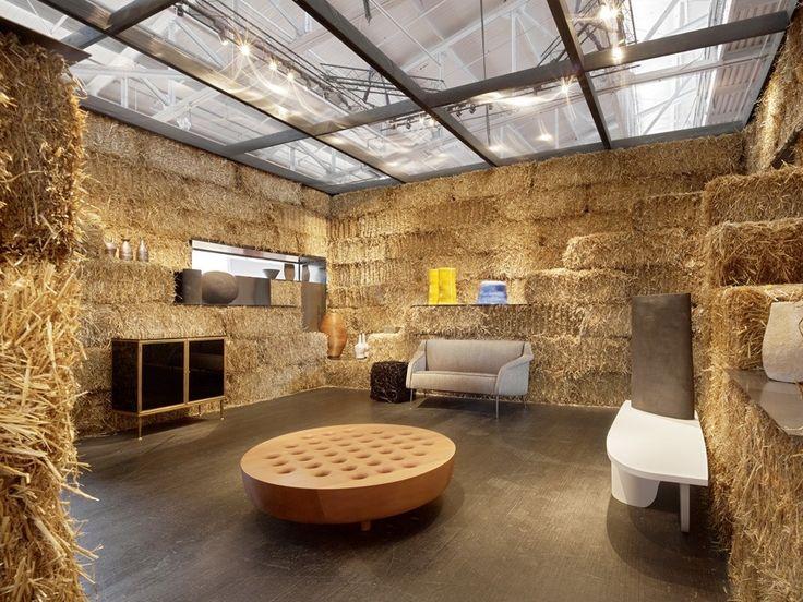 5osA: [오사] :: *볏짚 파빌리온 [ Rael San Fratello Architects ] Straw Gallery For HEDGE