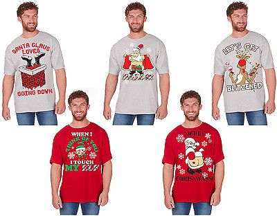 Mens christmas #novelty print t #shirt explicit top #funny rude joke   xmas gift,  View more on the LINK: http://www.zeppy.io/product/gb/2/282248866756/